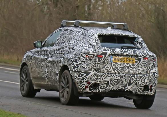 Jaguar готовит конкурента Audi Q3