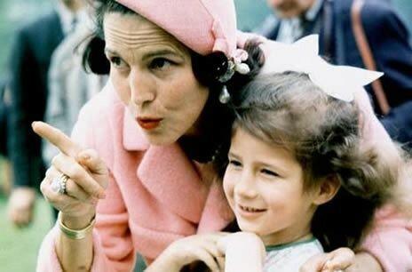 Лилиан и Мария Эсмеральда. 1962 г.