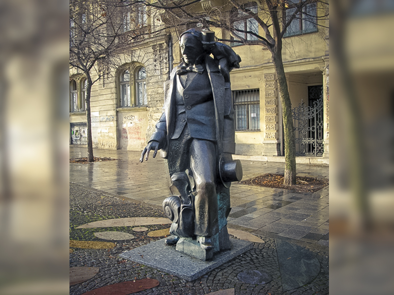 Памятник Андерсену (Братислава)