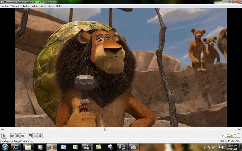 Популярный бесплатный плеер VLC Media Player для проигрывания любых файлов