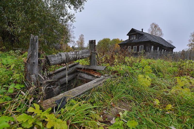 фото брошенных старых деревень любознательная, обладает