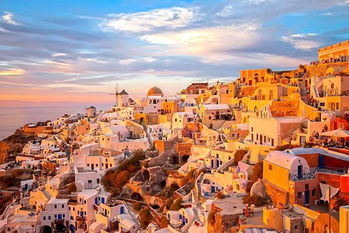 Красивейшие острова Греции