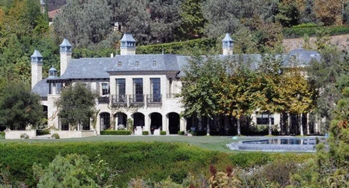 22. Мэтт Деймон, дом в Pacific Palisades  Дом расположен на участке, площадью 27 тыс. квадра