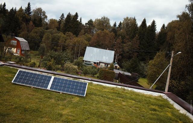 По выработке солнечной энергии в солнечные дни у меня нет никаких вопросов. Она полностью соответств