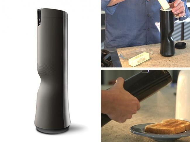 © biemspray  Сливочное масло— популярный иполезный, нонеслишком удобный виспользовании пр