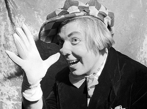 Всеми любимый «солнечный клоун» всю жизнь до самого последнего дня провел на сцене. В возрасте 87 ле