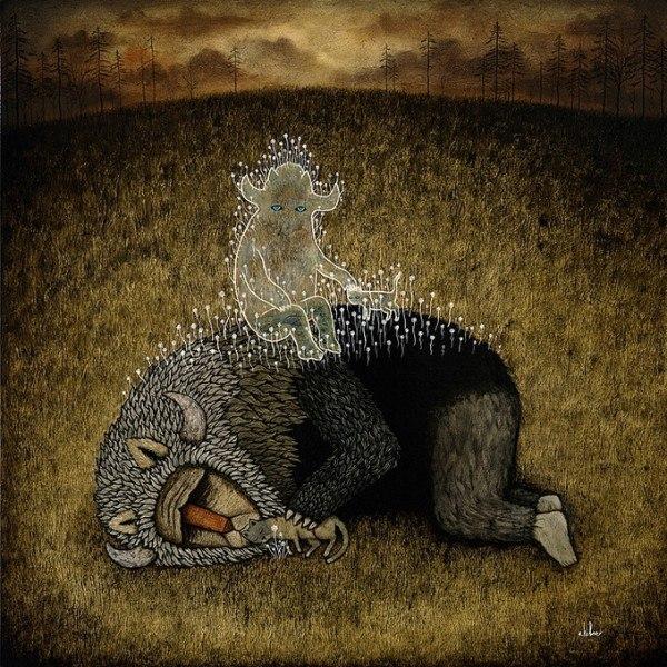 Сказочные иллюстрации Энди Кехо