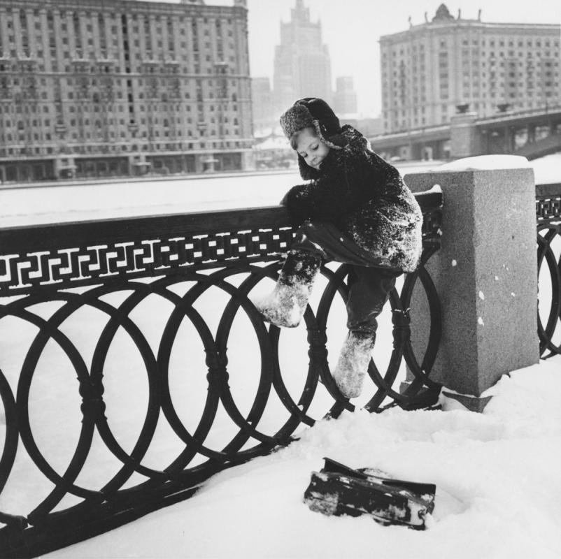 Будни гаишника, 1960 год.