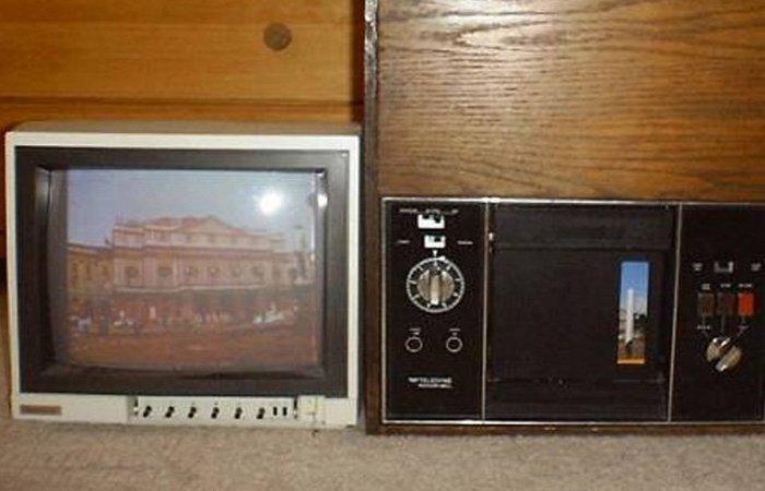 Милое вчера: картривижн. Видеомагнитофоны появились в домах обычных людей, начиная с конца 1970-х и