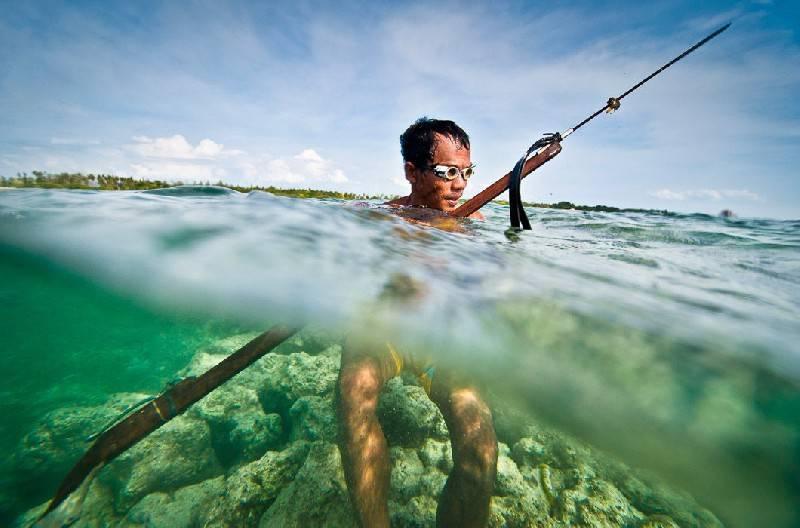 Жизнь в «морском племени» (27 фото)