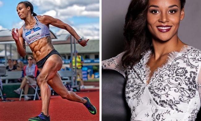 Чанта Макмиллан— легкоатлетка, принимавшая участие вОлимпийских играх. Чанта всегда открыто