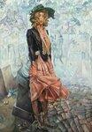 Девушка из Плейбоя_140 x 100_х.,м._Частная коллекция.jpg