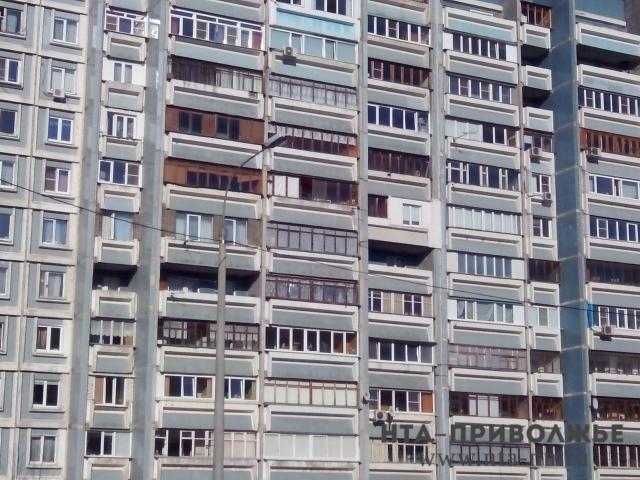 26-летний нижегородец выпал с12 этажа после расставания с супругой