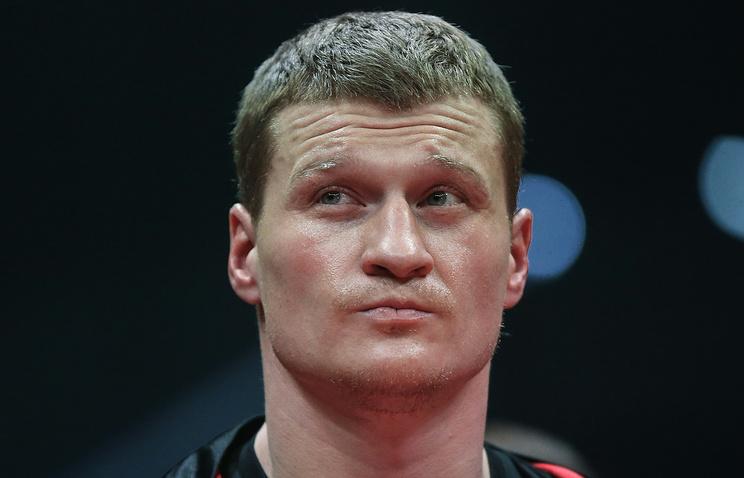«Экспертизу допинг-проб Поветкина проведем вне США»— Рябинский