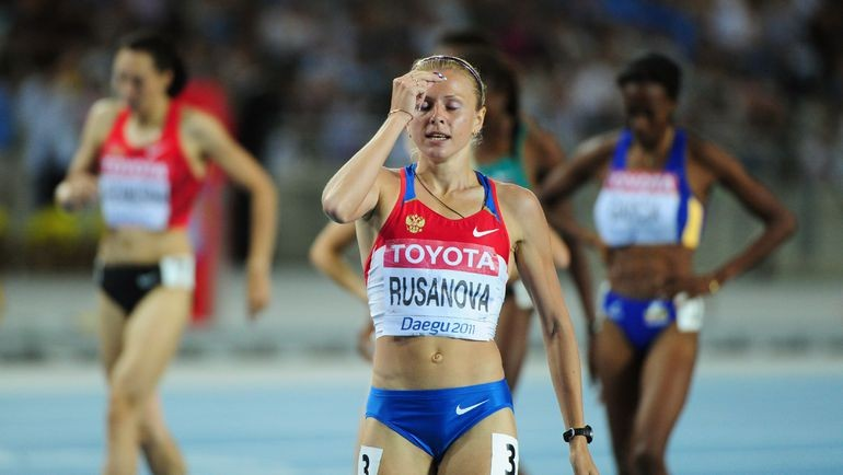 Степанова не возвратится в РФ после работы наWADA