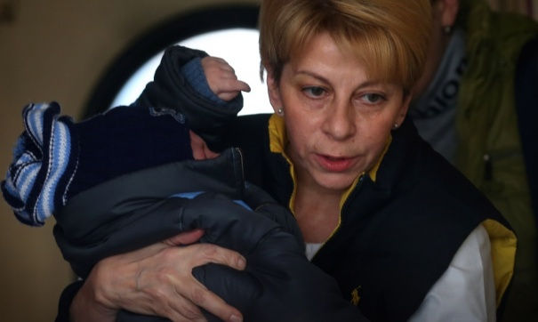 Доктор Лиза посмертно удостоена высшей награды «Российского красного креста»