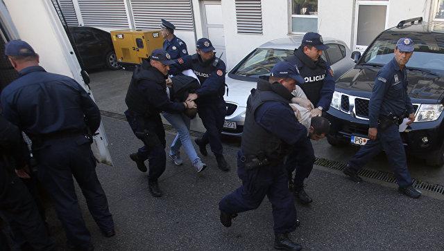 Черногория попросила ГенпрокуратуруРФ посодействовать в изучении попытки госпереворота