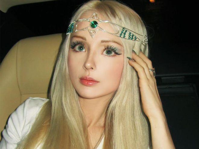 Барби без фотошопа и косметики