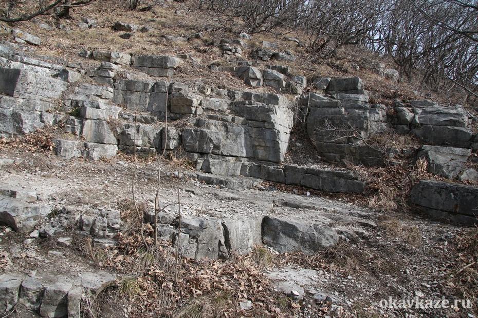 скалы горы Машук