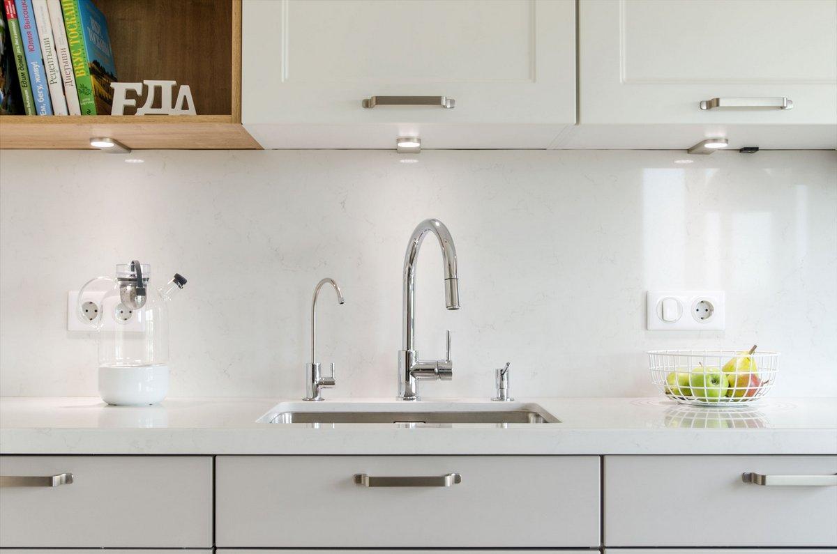 50 оттенков серого в интерьере киевской квартиры