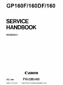 service - Инструкции (Service Manual, UM, PC) фирмы Canon 0_1b0e74_c74c9713_orig