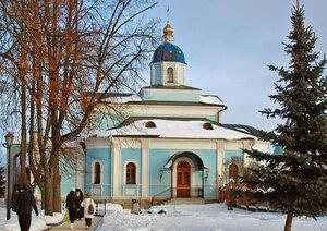 Владимирский собор Оптиной Пустыни