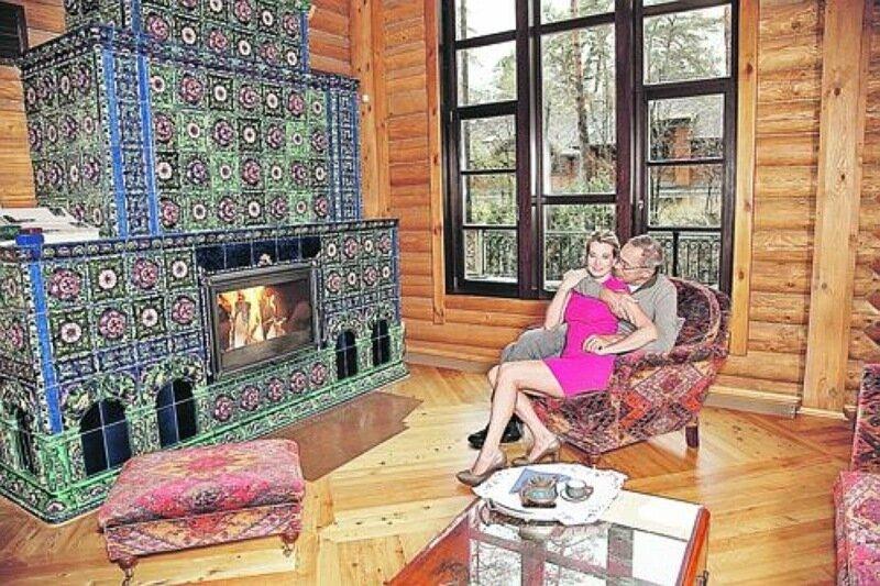 Высоцкая юлия интерьер дома