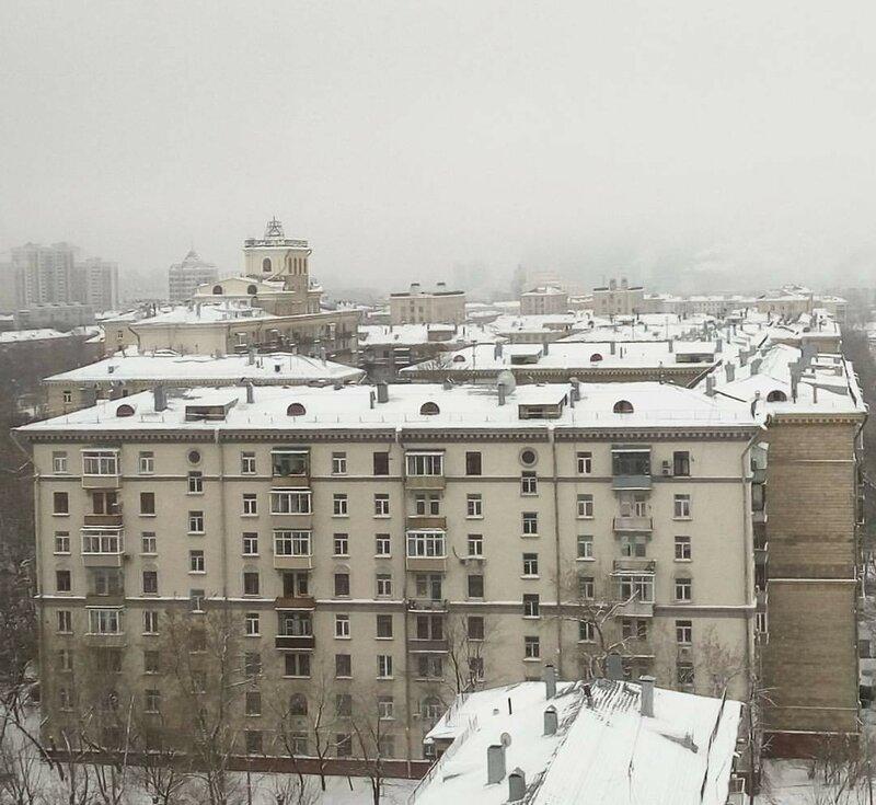 Москва без Сити