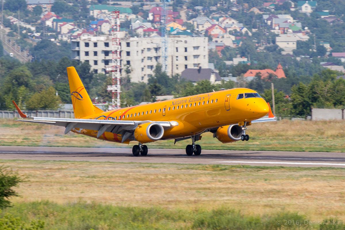 споттинг самолёт аэропорт Саратов фото 4
