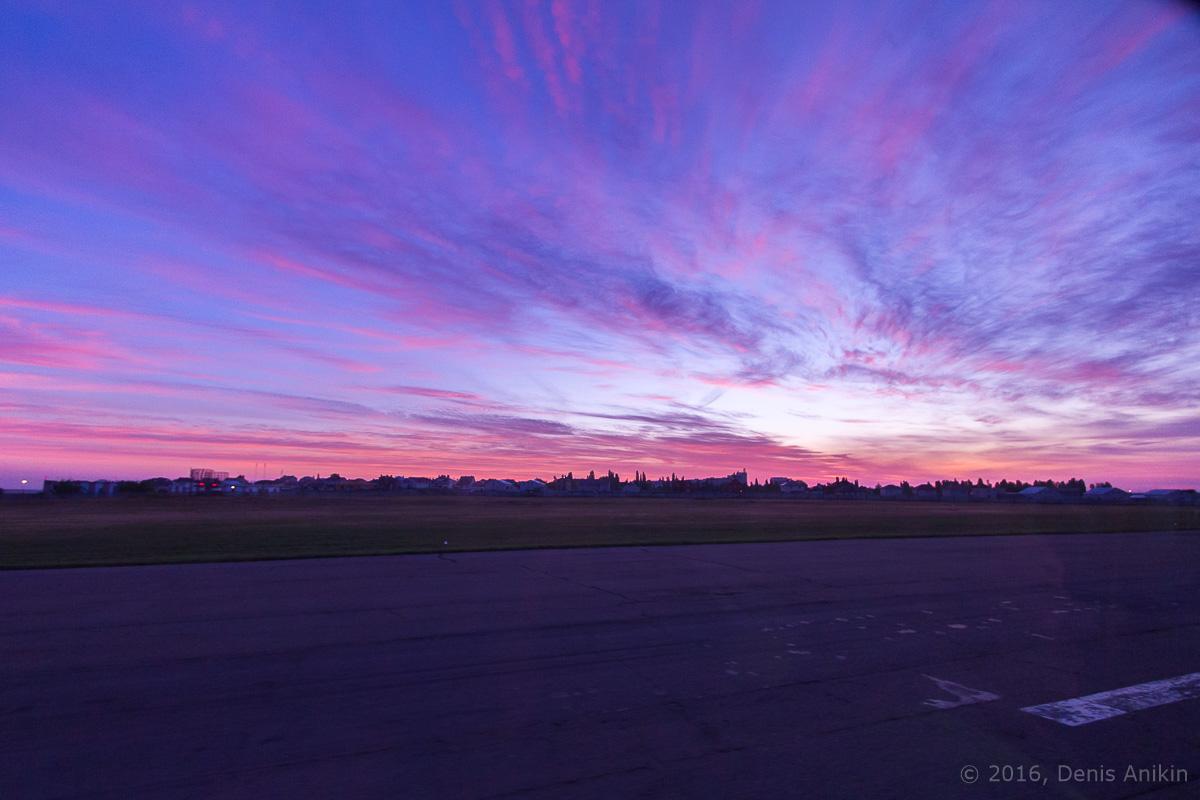 рассвет аэропорт саратов фото 2