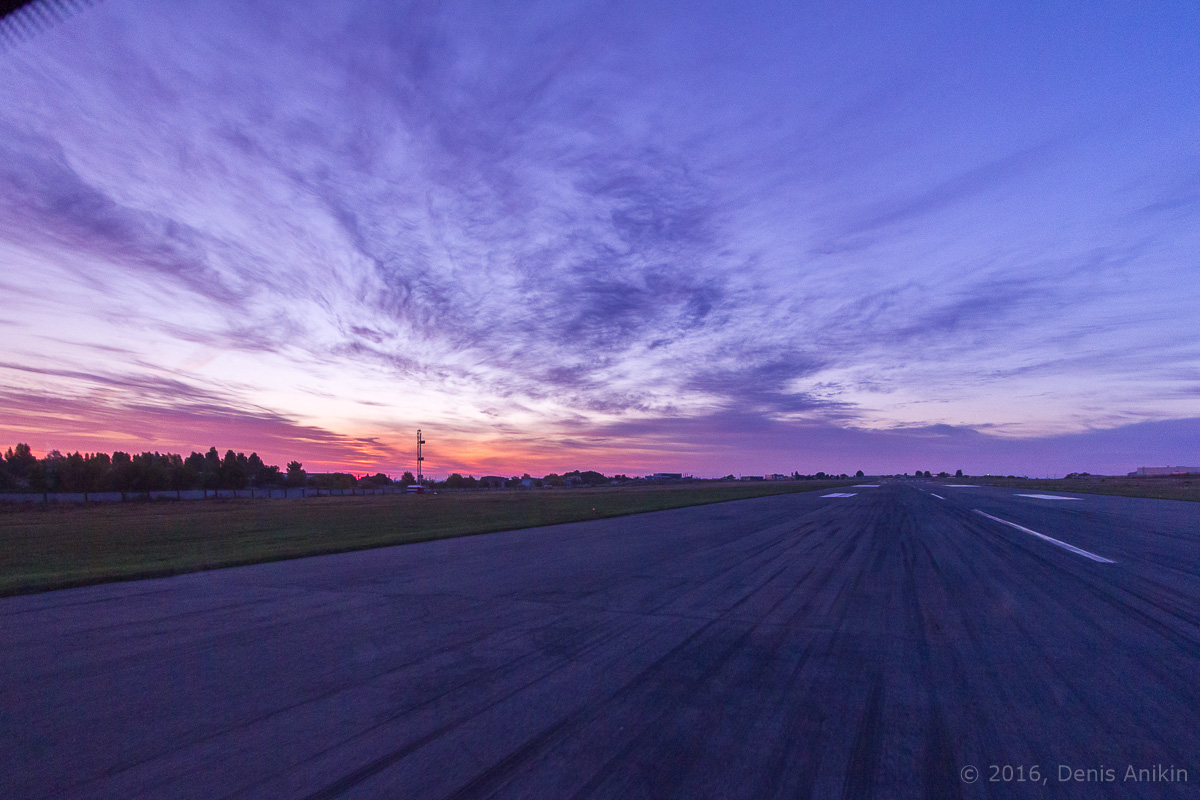 рассвет аэропорт саратов фото 1