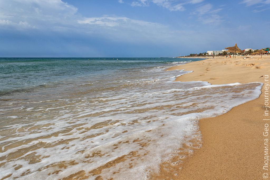 Тунис Средиземное море фото