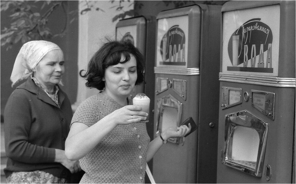 Москва, ВДНХ. 29.05.1966..jpg