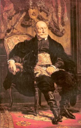 4. Петр Мощинский.Портрет работы Яна Матейко 1874 года, картинная галерея в Кракове.PNG