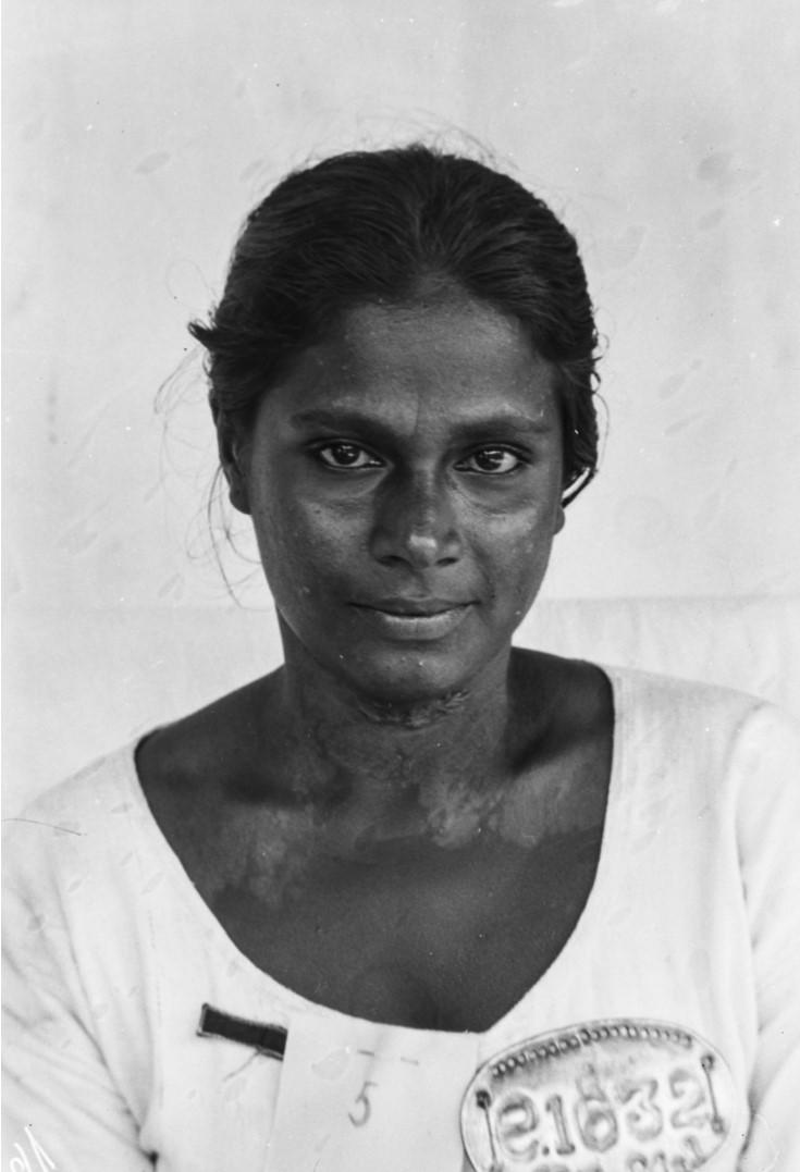 492. Сингалка из Западной провинции