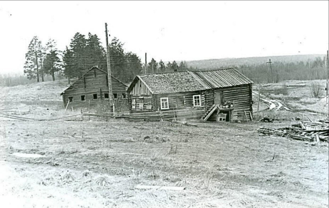 Деревня Владимирская