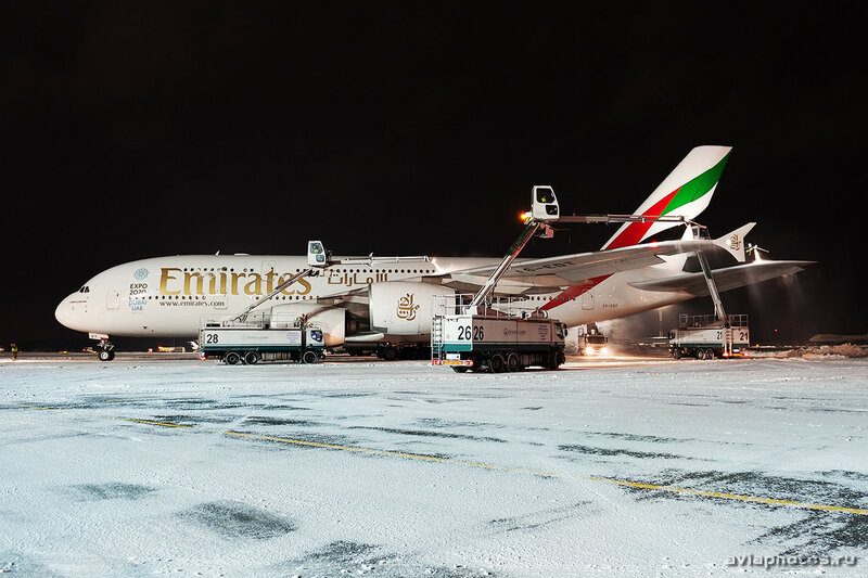 Airbus A380-861 (A6-EDT) Emirates 269_D706785