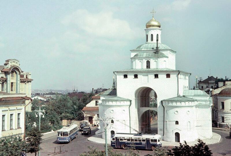 1966 Владимир Золотые ворота. Алексей Бушкин, РИА.jpg
