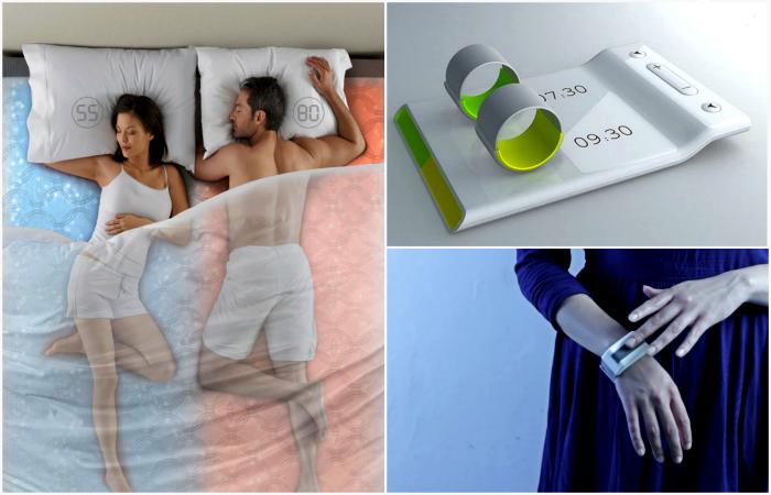 Оригинальные изобретения, которые позволят влюбленным быть еще ближе