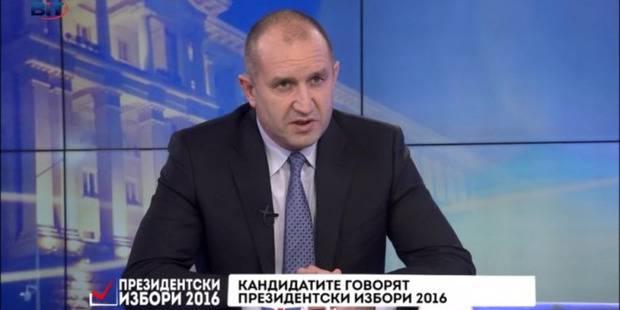 """Нож в спину: """"Для России должно быть ясно - мы лояльны НАТО и ЕС... Мы должны освободиться от этого сателлитного синдрома"""", - первые слова нового """"пророссийского"""" президента Болгарии"""
