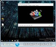 Windows 10 Professional x64 MILKY WAY