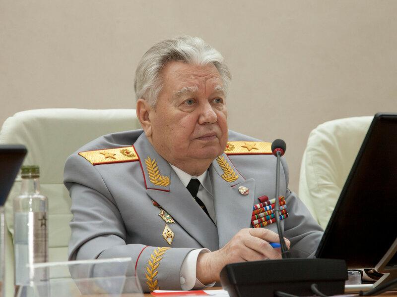 Картинки по запросу генерал армии Виктор Фёдорович Ермаков