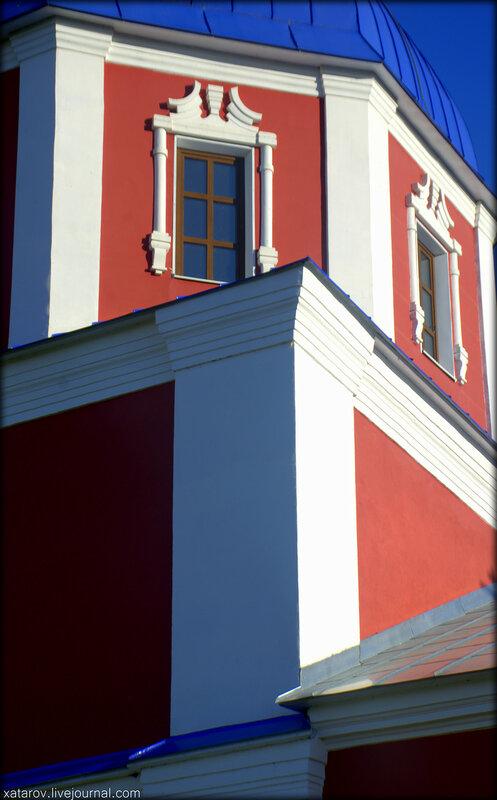 Храм Благовещения Пресвятой Богородицы в Мещовске