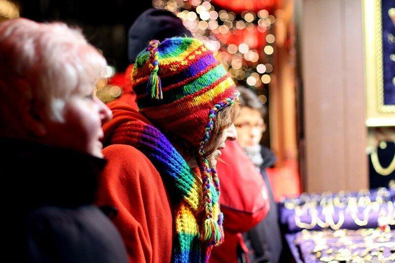 Фотографии рождественских ярмарок в Кёльне, Германия