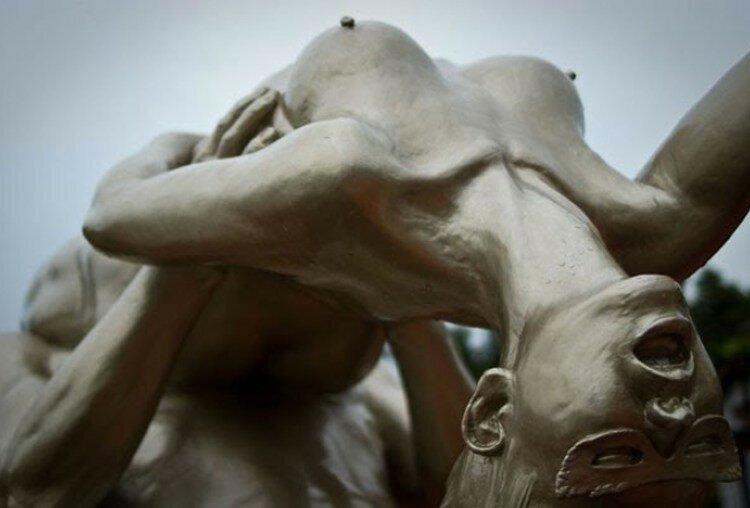 Топ-10 самых нежных, откровенных и эротичных скульптур мира