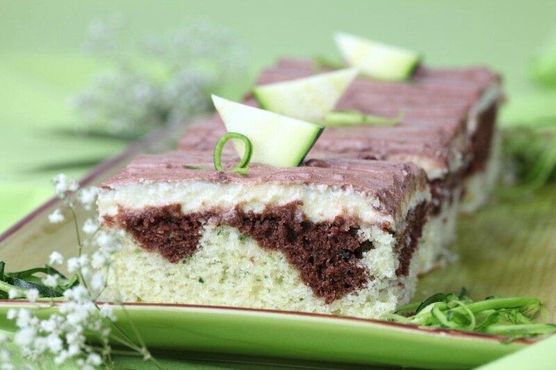 Десерты из овощей
