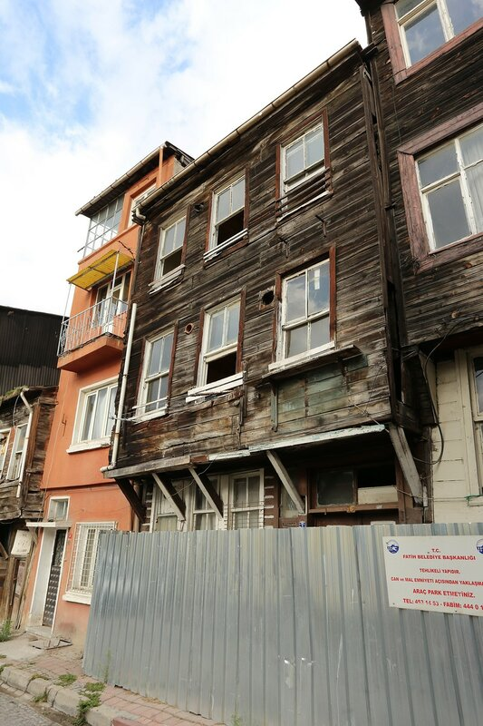 Стамбул. Улица Чанкуртаран (Cankurtaran Caddesi)