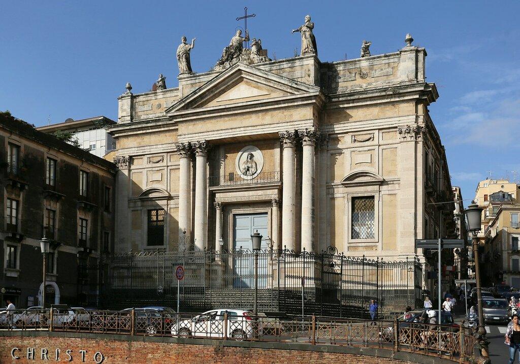 Church of St. Biagio (Chiesa di San Biagio), Catania