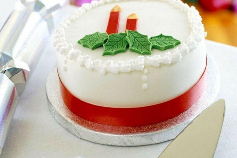 Торт «Рождественский»
