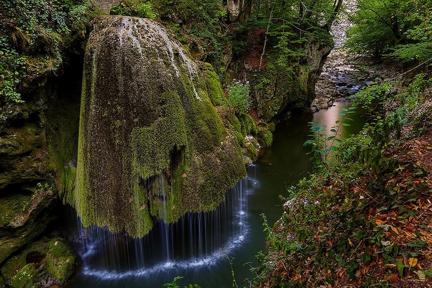 1. Водопад Бигэр. (Фото: Петру Валентин Опря)